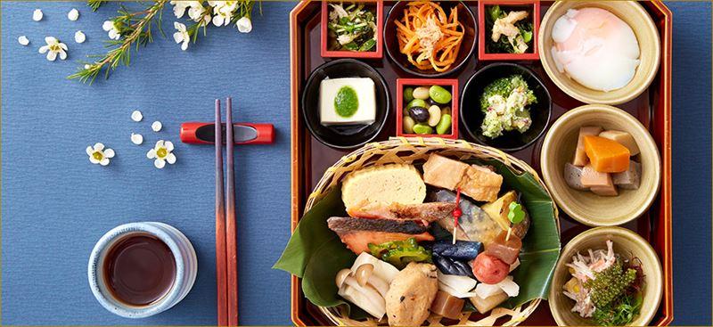 ANA インターコンチネンタル万座ビーチリゾート 朝食