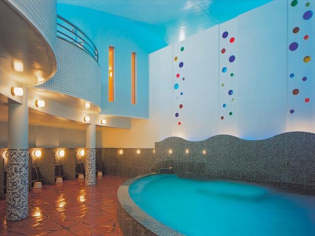 沖縄ホテル大浴場