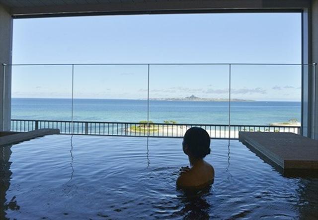 沖縄ホテル温泉