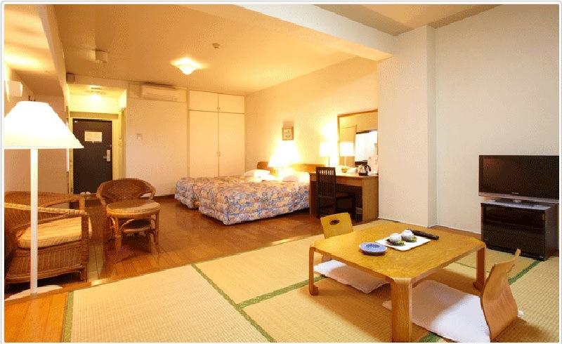 ホテルサンセットヒル客室