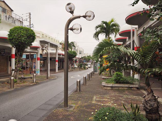 コザのメインストリート イメージ