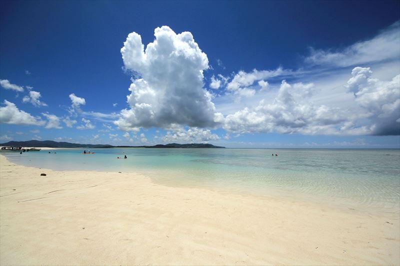 久米島はての浜 イメージ