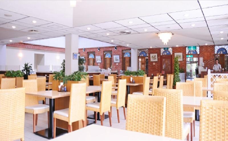 リゾートホテル 久米アイランド レストラン