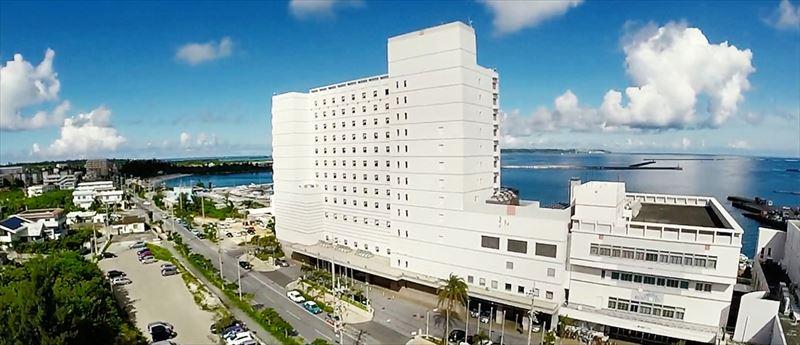 ホテルアトールエメラルド宮古島 外観