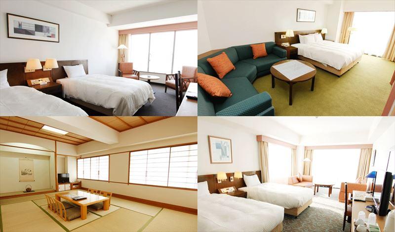 ホテルアトールエメラルド宮古島 客室