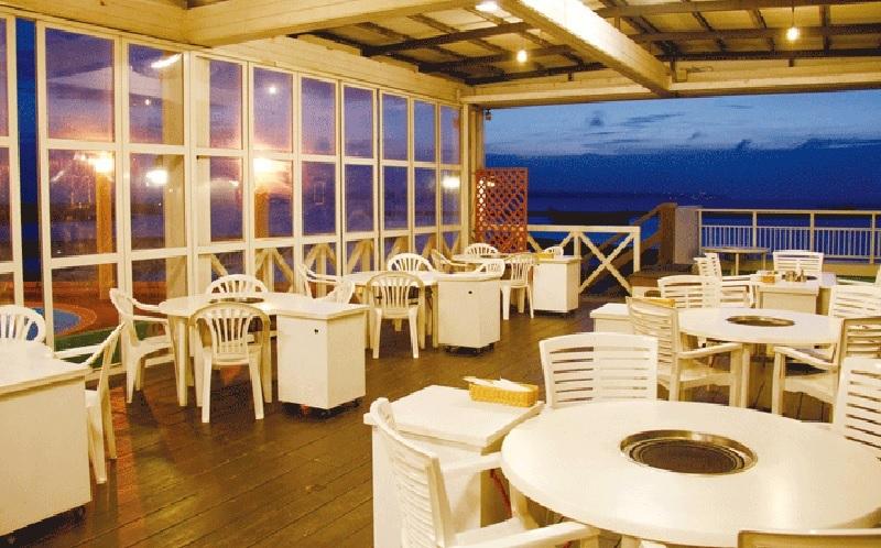 ホテルアトールエメラルド宮古島 サンセットバーベキュー