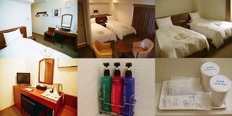 ホテルサザンコースト宮古島 客室