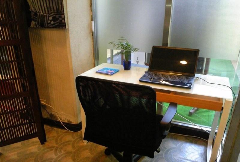 ホテルニュー丸勝 PCスペース