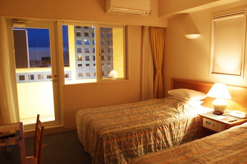 観光ホテルセイルイン宮古島 客室