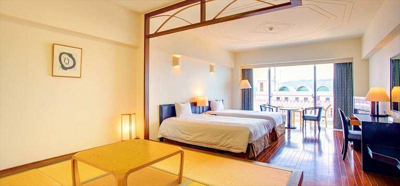ホテルマハイナウェルネスリゾートオキナワ客室