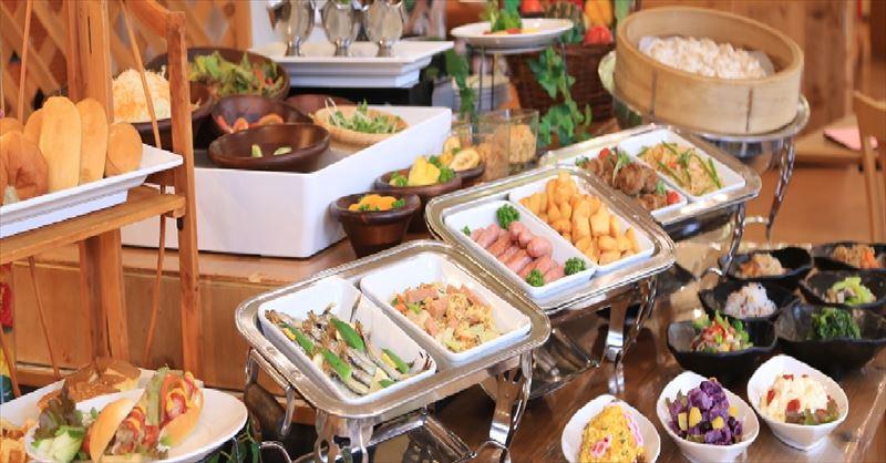 沖縄サンコーストホテル朝食