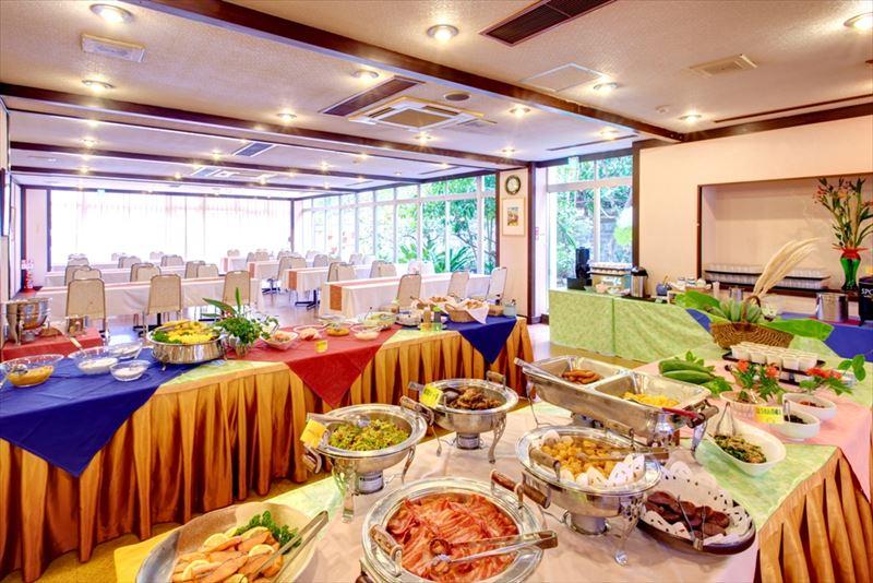 沖縄ホテル レストラン
