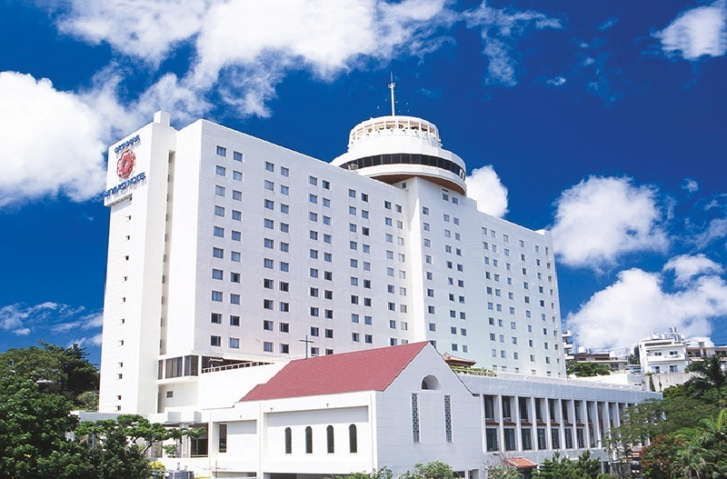 沖縄都ホテル 外観