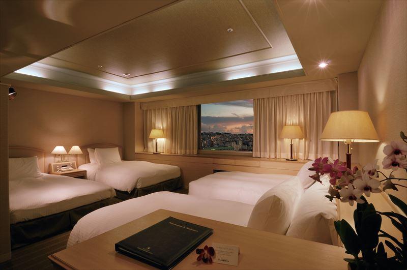 沖縄都ホテル 客室