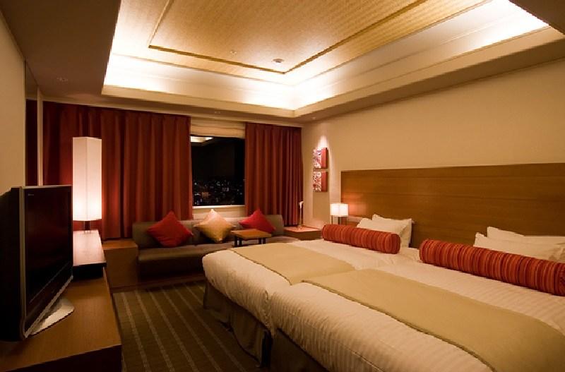 沖縄都ホテル スイート