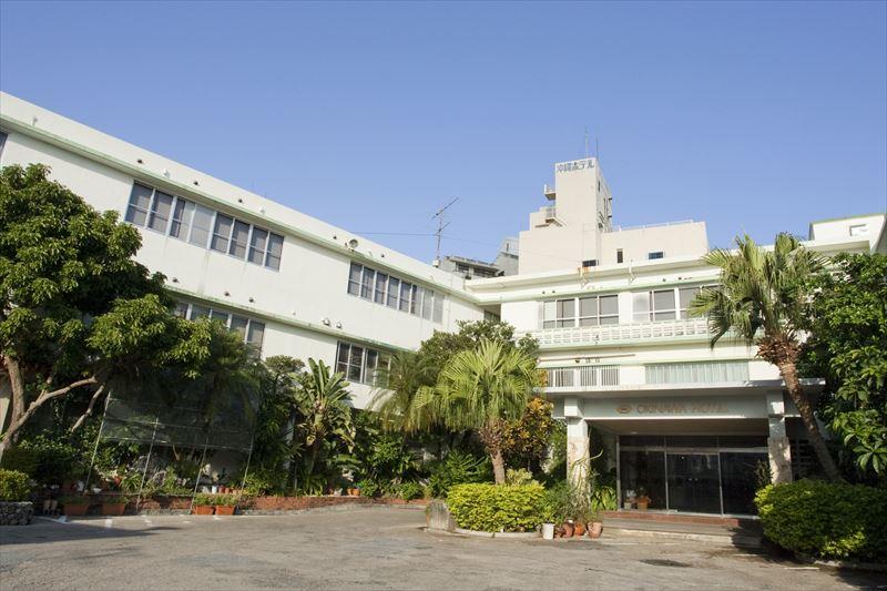 沖縄ホテル 外観