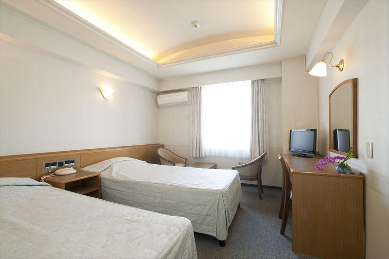 沖縄ホテル 客室
