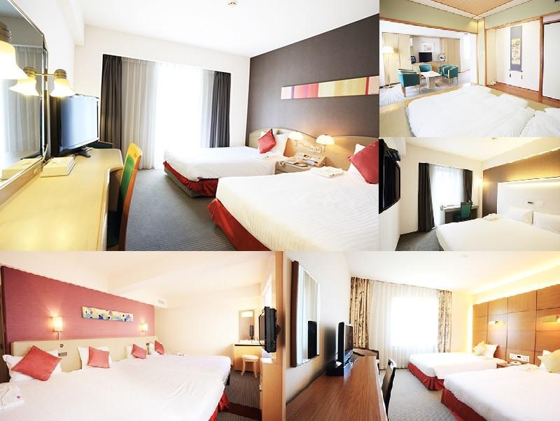 スマイルホテル那覇シティリゾート 客室