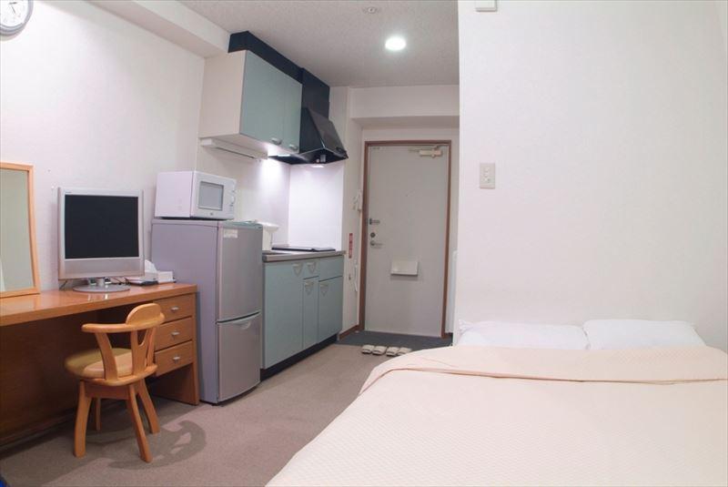 ホテルピースランド久米 客室