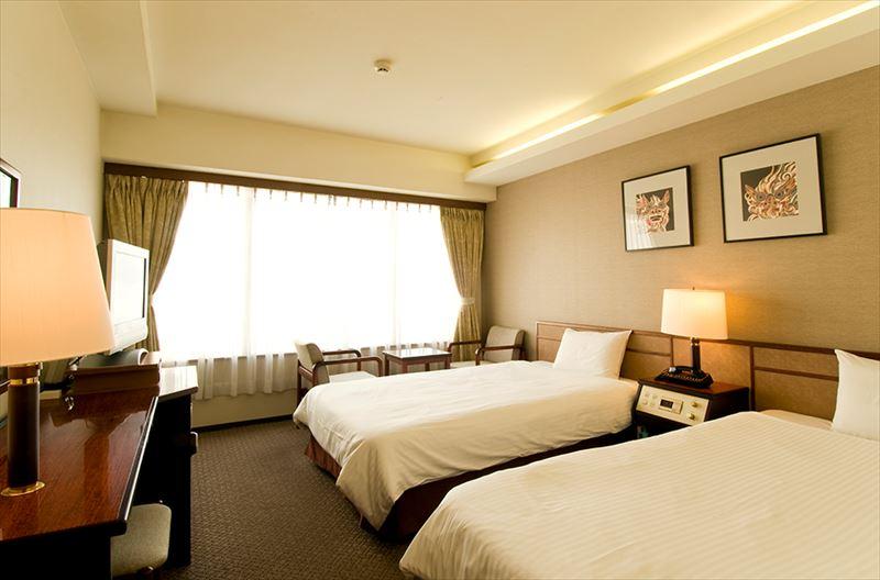 琉球サンロイヤルホテル 客室