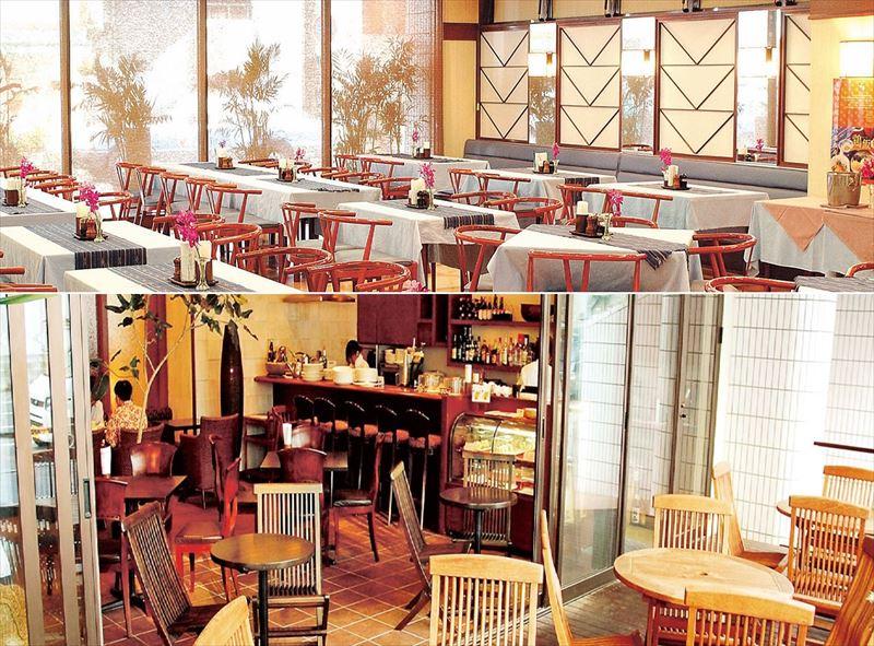 琉球サンロイヤルホテル 朝食