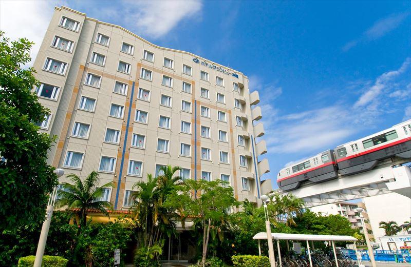 ホテルグランビュー沖縄 外観