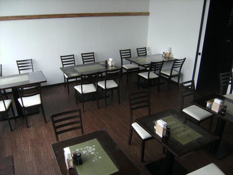 ホテルグランビュー沖縄 朝食会場
