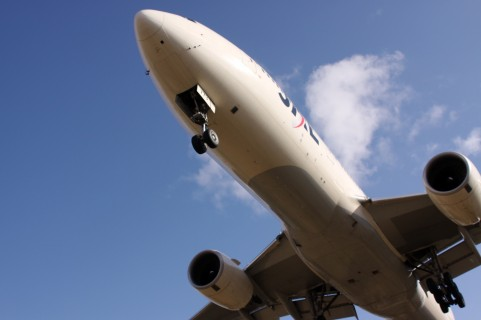 沖縄飛行機時間関東地方