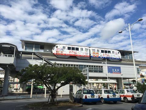 沖縄都市モノレール1