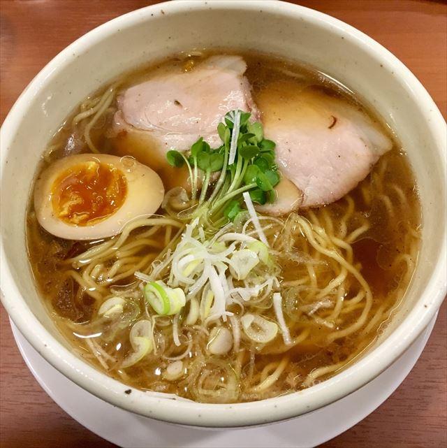 沖縄ラーメン・照麺