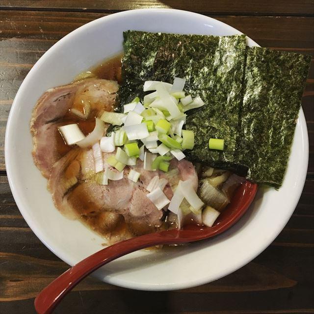 沖縄ラーメン・特濃中華蕎麦いわし