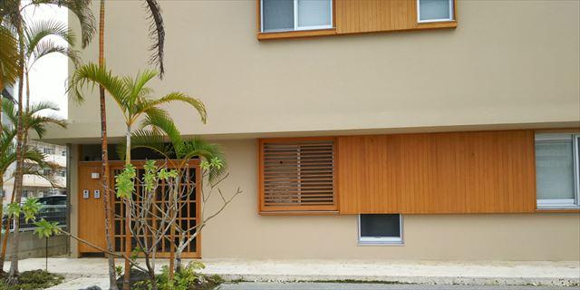 沖縄貸別荘結の家