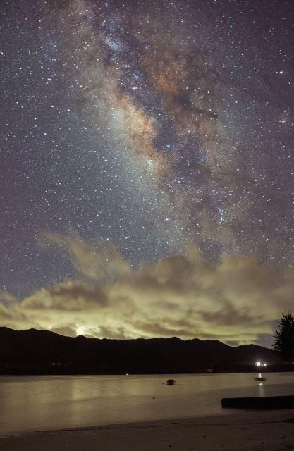 石垣島の星