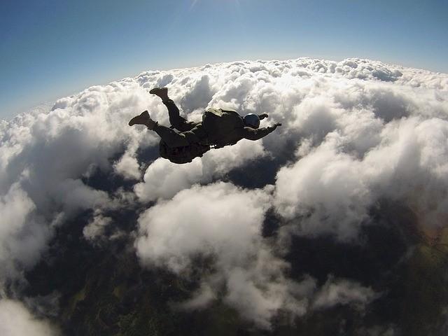 沖縄 スカイダイビング