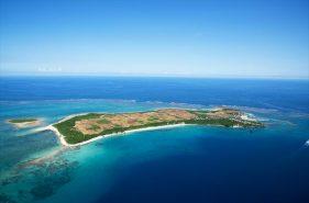 わざわざ行きたい離島の海!キャロットアイランド津堅島