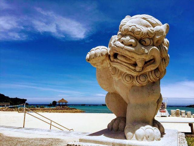 沖縄 ナビービーチ