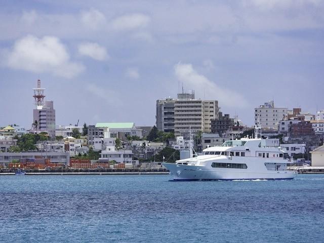 沖縄クルーズ