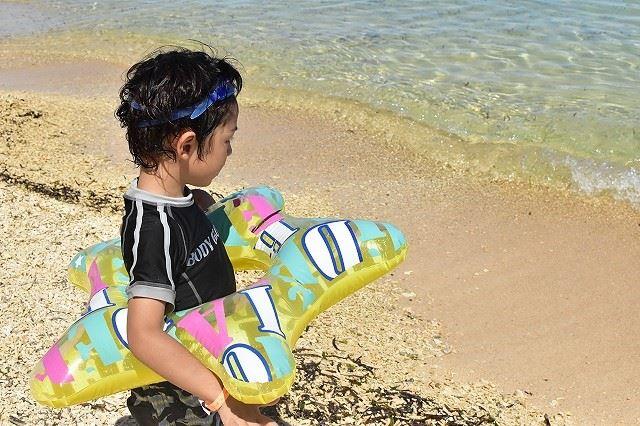 子連れ沖縄旅行持ち物・荷造り