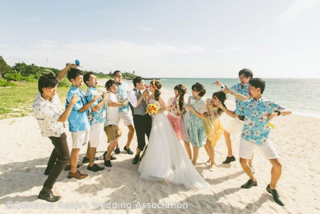 沖縄リゾートウェディング