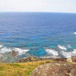 久米島の隠れた絶景ポイント「黒石の森」に行ってきた