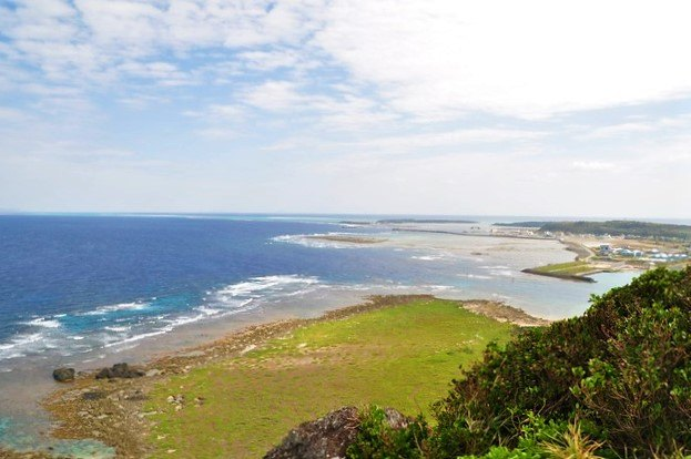 黒石の森からはての浜、奥武島、オーハ島