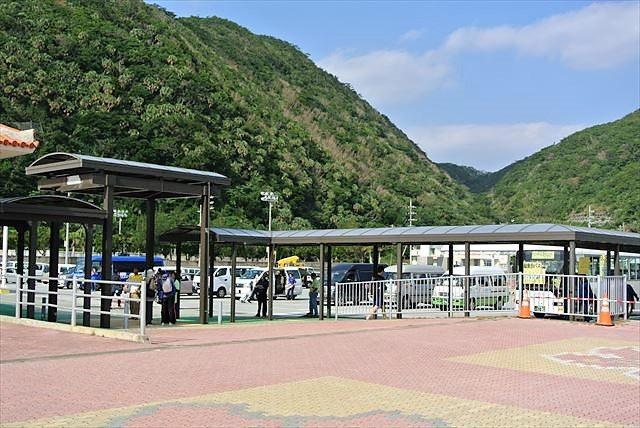 渡嘉敷島に到着!