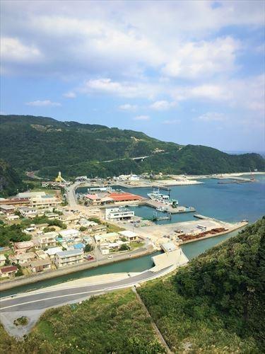 港が見える丘展望台