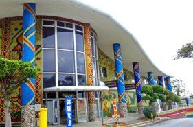 ガラスのハートを探せ!沖縄最大のガラス工房「琉球ガラス村」へ行こう