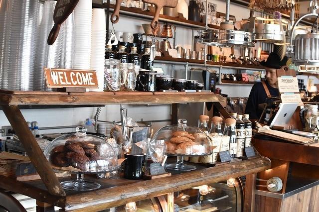 北谷 カフェ ジバゴコーヒーワークスオキナワ