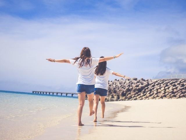 沖縄の4月は初夏