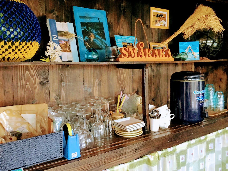 久米島でスウェーデン料理?「スモーカカ」でいただくヘルシーランチ。