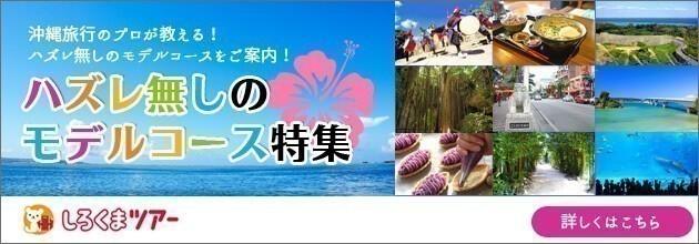 沖縄モデルコース特集