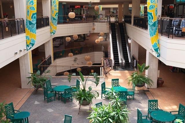 プラザハウスショッピングセンター