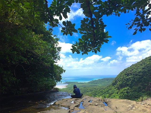西表島 観光 ピナイサーラの滝